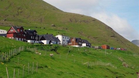 how to get to faroe islands from iceland